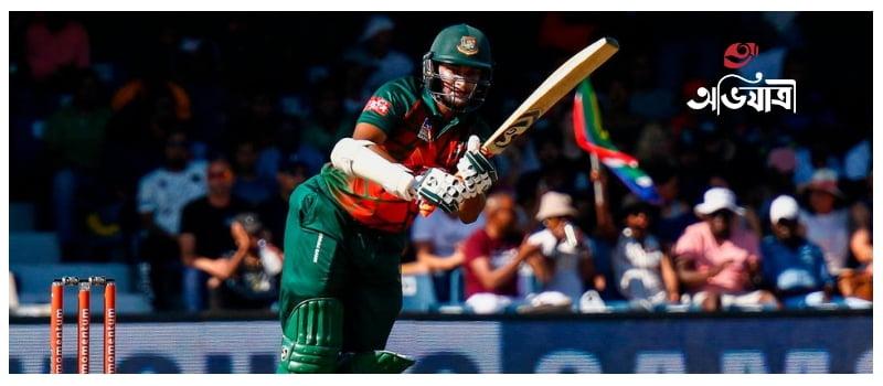 সাকিব আল হাসান, বাংলাদেশ ক্রিকেট,