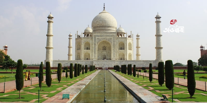 তাজমহল, পৃথিবীর ঐতিহাসিক স্থান,